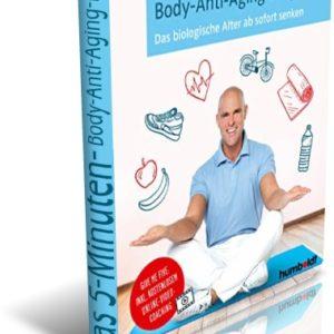 Buchcover Das 5-Minuten-Body-Anti-Aging-Programm